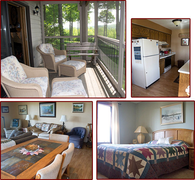Egg Harbor Waterview Condo Rental