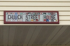 Church-St.-House-Sign