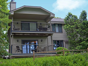 Sunset Condo in Door County Wisconsin vacation rentals