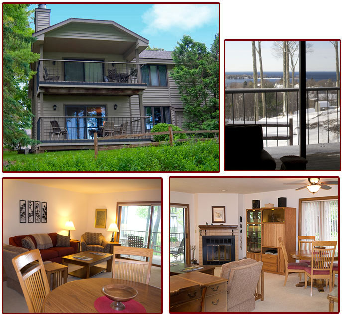 Awesome Door County Sunset Condo Rental